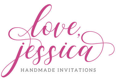 Love, Jessica Handmade Invitations